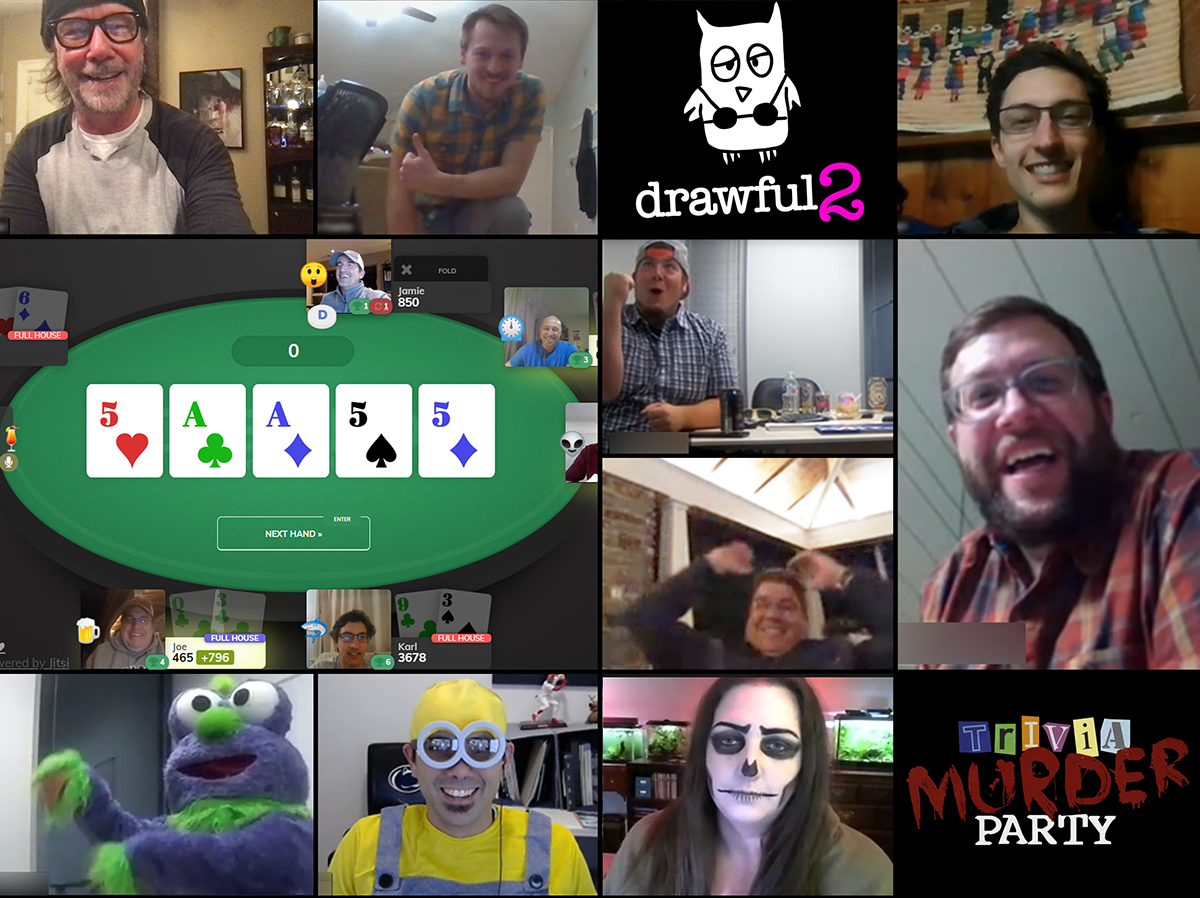 Virtual Games Live On, Post-Covid